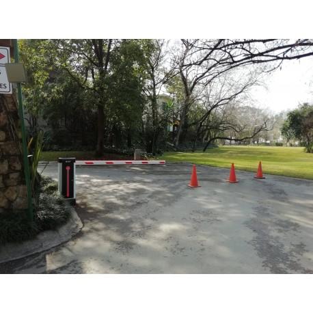 Instalación de barreras vehiculares